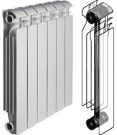 Биметаллические радиаторы Global Style по оптовой цене