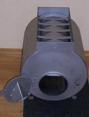 Буржуйка Булерьян,  обогреватель,  отопление,  печка