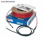 Нагревательный кабель  Deviflex 18T для систем теплый пол