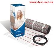 Нагревательный мат двухжильный DEVIcomfort -150T для систем теплый пол  (Дания)