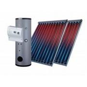 Бойлер для работы с солнечными коллекторами