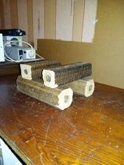 Дрова для твердотопливных котлов (Камишов,  печек) - топливные брикеты