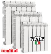 Алюминиевые радиаторы Fondital (Італія)