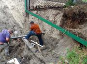Отопление,  водопровод,  замена стояков Киев.